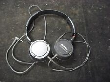 MDR-ZX100 Black SONY ZX Series Stereo Headphones