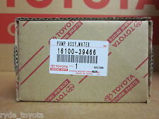 COROLLA ZRE152 WATER PUMP 3/2007 ON **TOYOTA GENUINE PARTS**