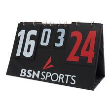 """Manual Tabletop Double Sided Scoreboard (7""""H x 15""""W)"""