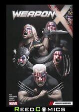 WEAPON X VOLUME 3 MODERN WARFARE GRAPHIC NOVEL Paperback Collect (2017) #12-16