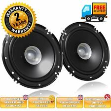 "VW Golf VI Touring 2009 JVC 6.5"" 17cm Dual-cone Coaxial Door Speakers 600w"
