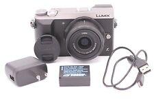 Panasonic Lumix GX85 4K Mirrorless fotocamera con 12-32mm MEGA O. . S.Obiettivo