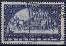 Österreich 1933 - WIPA, Nr. 555 (Gewöhnliches Papier), gestempelt