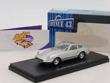 Autocult Avenue 43 60034 # Ferrari 365 GTB 4 Daytona Prototipo Bj. 1967 1:43 NEU