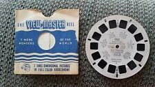 VIntage View-Master Cisco Kid (Duncan Renaldo) and Pancho (Leo Carrillo) #960