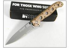 Couteau CRKT Desert Camo Spear Point M16-13ZM Lame Acier AUS-4 CR13ZM