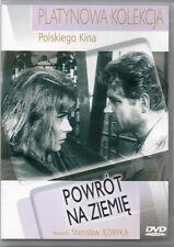 Powrot na ziemie (DVD) 1966 Stanislaw Mikulski POLSKI POLISH