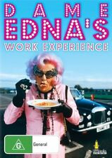 Dame Edna - Work Experience (DVD, 2008) VGC R4
