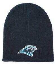 Carolina Panthers  NFL Team Apparel Cuffless Knit Winter Hat/Beanie/Toque