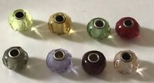 Authentic One Only TROLLBEADS LIME PRISM. 1st left. NEW