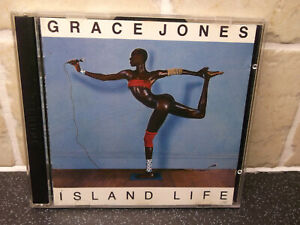 Grace Jones - Island Life - greatest hits CD