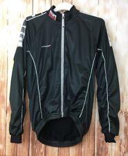 Vintage ASSOS Mens High Quality Air Block Fleece Inner Biceycle Bike Jacket M