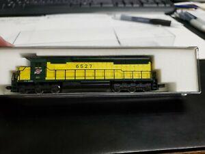 Kato N Scale SD45 Chicago NorthWestern 176-3106 NIB