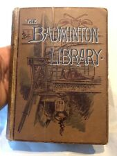 The Badminton Library Antique Hunting Book 1889 Illustrated