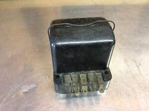 MG Midget / Austin Healey Sprite • Harting Voltage Regulator #37290.     MG3566