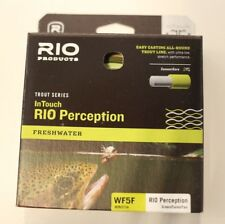 Rio InTouch RIO Perception WF5F Fly Line Free Expedited Shipping 6-20453