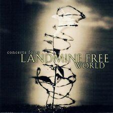 Emmylou/John Prine/Terry Allen etc: Concerts For A Landmine Free World  CD 2001