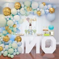 Macaron Pastel Balloon Garland Arch Kit Wedding Baby Shower Birthday Party Decor