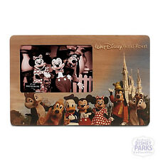 Disney Parks Characters 4 x 6 Picture Frame