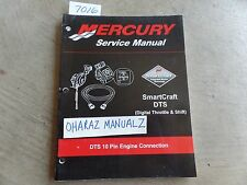 Copyright 2004 Mercury Smart Craft DTS 10 Pin Engine Connect Service Manual OEM