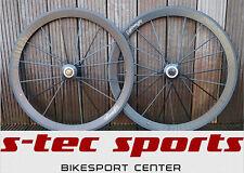 Lightweight Meilenstein Laufradsatz Carbon , Rennrad , Roadbike