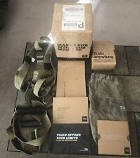 TRX Force Tactical Conditioning Training Kit Program W/ Dvds