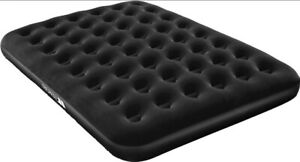 Pro Action Kingsize PVC Flocked Air Bed