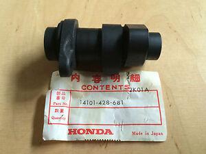 "Original Honda XL 250 S/Z/A ""Nockenwelle"" ""14101-428-681"""