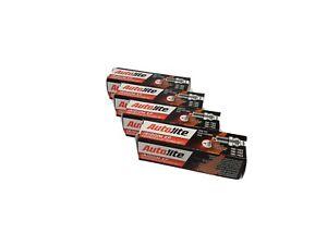 FORD KA 1999 2000 2001 2002 2003 1.3L Spark Plugs AUTOLITE IRIDIUM 4Pack