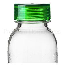 1 x IKEA BEHALLARE Wide-Neck Clear Plastic Water/Smoothie/Juice Bottle 0.6L