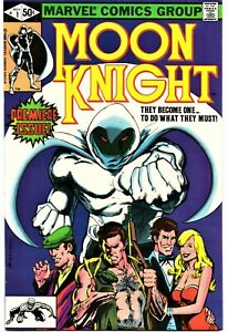 Moon Knight #1 NM