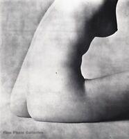 1950s Vintage IRVING PENN Female Nude Torso Woman Breast Photo Gravure Art 11X14