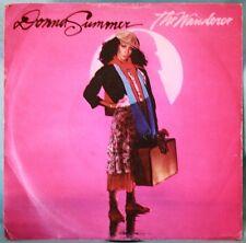 """DONNA SUMMER - THE WANDERER - VINILE 7"""""""