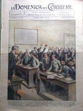 La Domenica del Corriere 31 Maggio 1936 Addis Abeba Etiopia Donna Don Giovanni