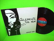 "Celebrate The Nun – Ordinary Town SynthPop 12"" Vinyl Scarce 12"" German Import"