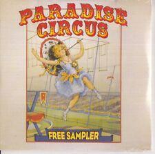 PARADISE CIRCUS PROMO CD SEALED LCD SOUNDSYSTEM MASSIVE ATTACK LAURA MARLING #
