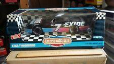 GEOFF BODINE #7 EXIDE FORD THUNDERBIRD 1:18 Die cast Race Car NIB 1995