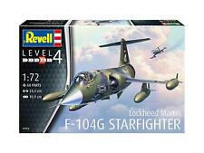 Lockheed Martin F-104G Starfighter, Revell Avion Kit de Montage 1:72, 03904