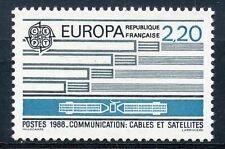 TIMBRE FRANCE NEUF** N° 2531 EUROPA 1988 / CABLES ET SATELLITES