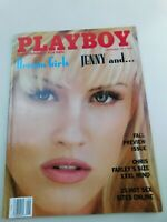 Playboy Magazine September 1997 Jenny McCarthy and Pamela Anderson cover