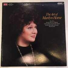 Marilyn Horne - The Art Of Marilyn Horne (LP) Vinyl Schallplatte - 123262