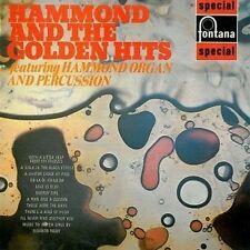 Hammond And The Golden Hits LP Vinyl Record Album 33rpm Fontana 1969 Orig. 1st