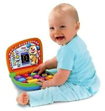 Fisher-Price Laugh and Learn Musical Smart Screen Baby Toy Laptop Computer