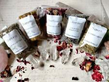 DIY Aromatherapy & Herbalist Herbs - Set of Five Most Popular Herbs - Relaxation