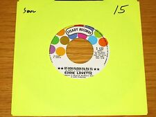 "SOUL 45 RPM - EDDIE LOVETTE - STEADY 122 - ""BY-OOH-PAOOH-PA-PA-YA"""