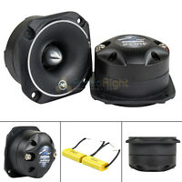 """Audiopipe Super High Frequency Titanium Tweeters 1"""" Voice Coil 250W APHE-T650"""