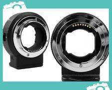 Bajonett Mount Adapter Commlite Nikon AF - Sony E CM-ENF-E(1) mit Autofokus