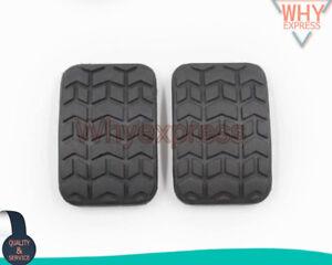 OEM Set of 2 Brake Clutch Pedal Pads For 1990-2005 Mazda Miata B092-43-028 New