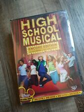 New SEALED Disney High School Musical 1 2 3 dvd bundle Movie Senior Year