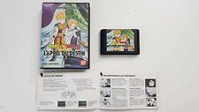 Sega Mega Drive - Dragon Ball Z - LÁppel du Destin - Dragonball Z - PAL